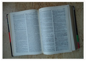 Oxford Reference Dictionary