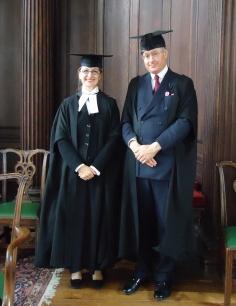 Senior Esquire Bedell Nicola Hardy & Pro-Proctor Tim Milner