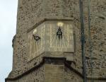 Sundials on St Botlph's Church