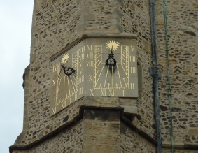 Sundials on St Botlph's Church
