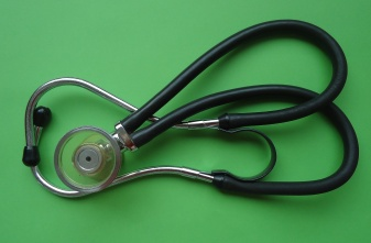 Hewlett Packard Rapaport Sprague stethoscope