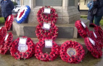 Remembrance Sunday, Aldeburgh