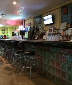 inside Conte's Pizza, Witherspoon St, Princeton NJ