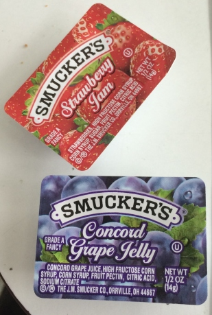 Smuckers strawberry jam