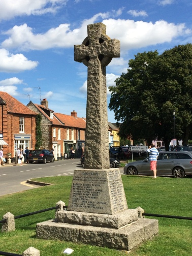 War Memorial, Burnham Market, Norfolk