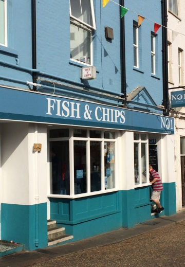 No 1 Fish and Chips, Cromer
