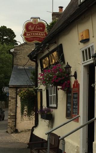 Red Lion pub, Swaffham Prior