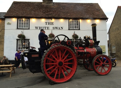 The White Swan, Stow cum Quy