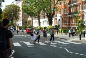 Abbey Road crossing