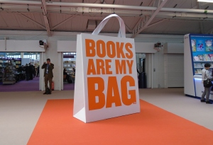 Books Are My Bag at LBF16