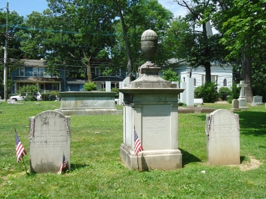 Grover Cleveland, Princeton Cemetery
