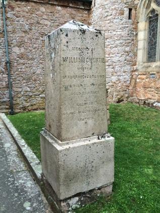 St Brelade's churchyard, Jersey