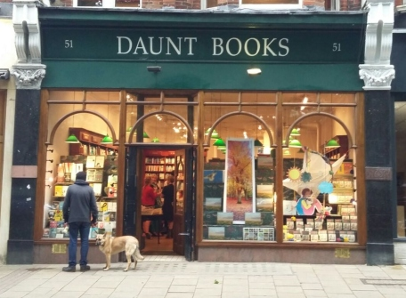 Daunt Books, Hampstead Heath