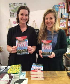Pippa and Bethany of Daunt Books