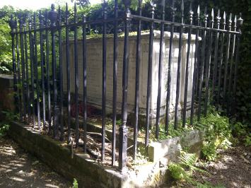 Tomb of John Constable