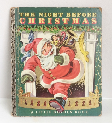 The Night Before Christmas, 1949 edition