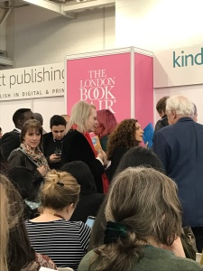 Author HQ at LBF