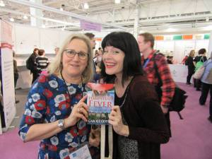 me with cover designer Jessica Bell