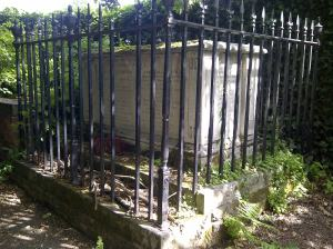 Constable family tomb